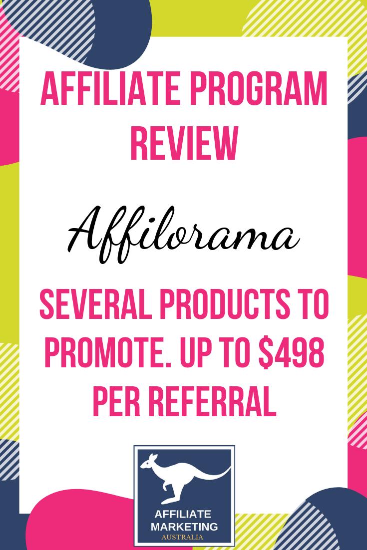 Affilorama Affiliate Marketing Program Review Affiliate Posts