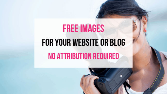 Free Images For Your Website Or Blog