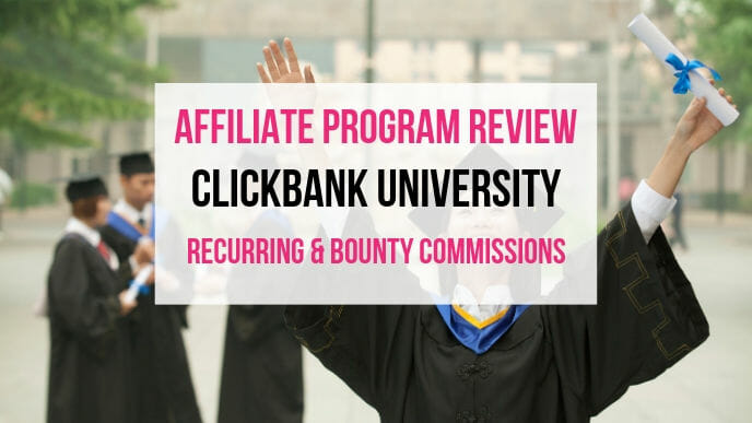 ClickBank University Affiliate Marketing Program