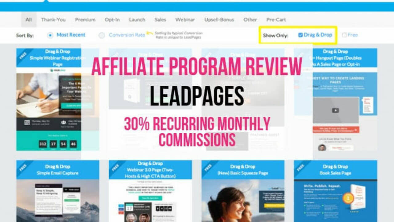 Everything about Leadpages Software