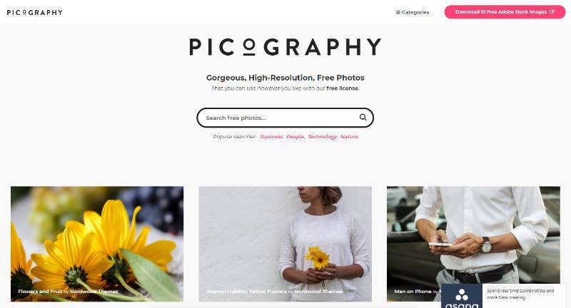 Picography Stock Photos