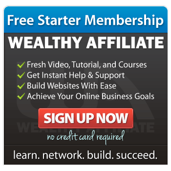Wealthy Affiliate - Affiliate Marketing Training Platform