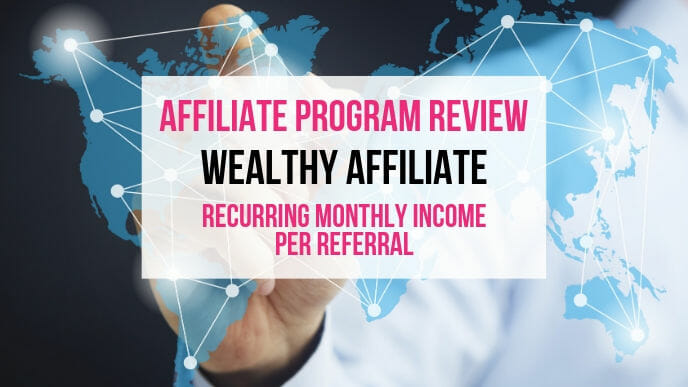 Wealthy Affiliate Marketing Program Review