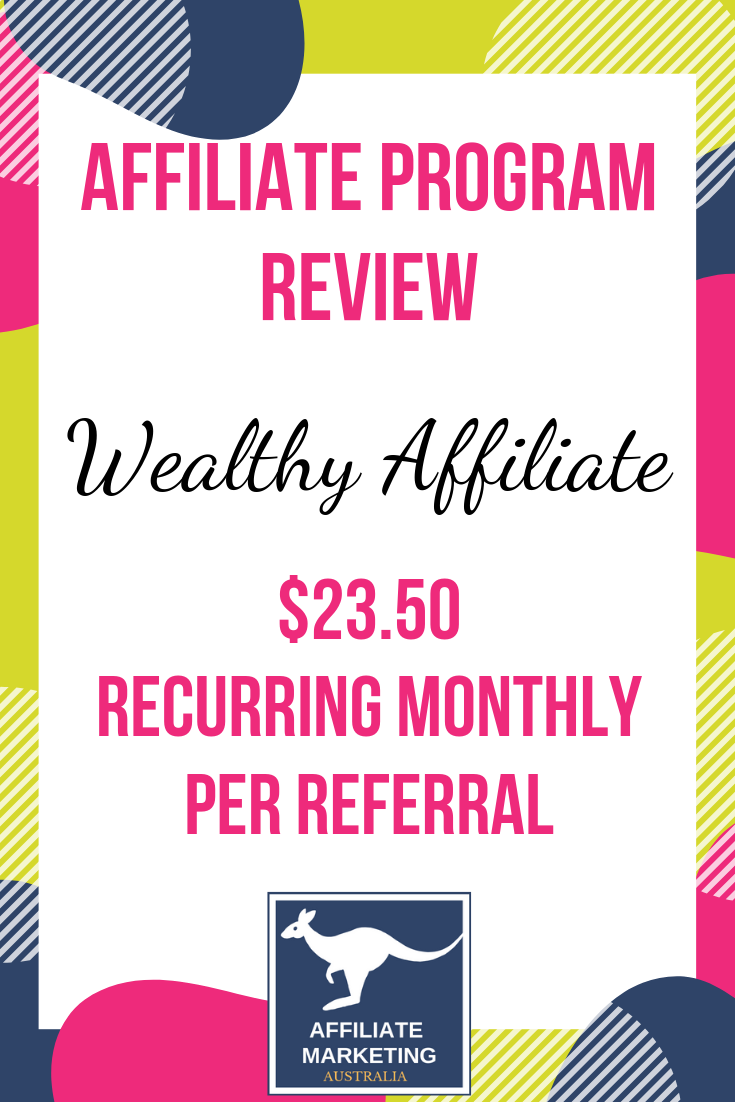 Wealthy Affiliate Network – Affiliate Marketing Program Review Affiliate Posts