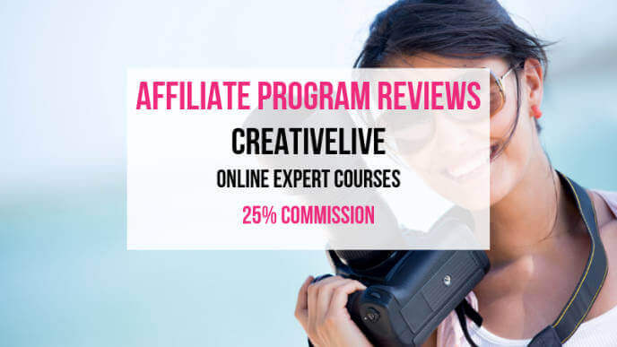 CreativeLive Affiliate Marketing Program Review