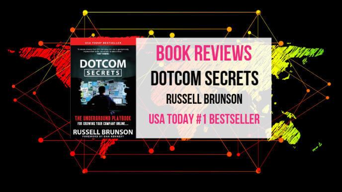 dotcom secrets - Russell Brunson Book Review