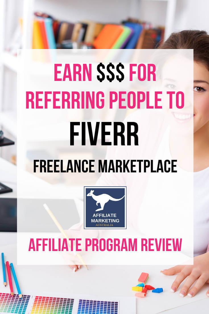 Fiverr Affiliate Marketing Program Review AFFILIATE MARKETING AUSTRALIA