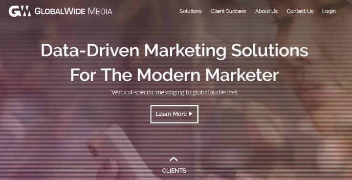 GlobalWide Media Affiliate Network