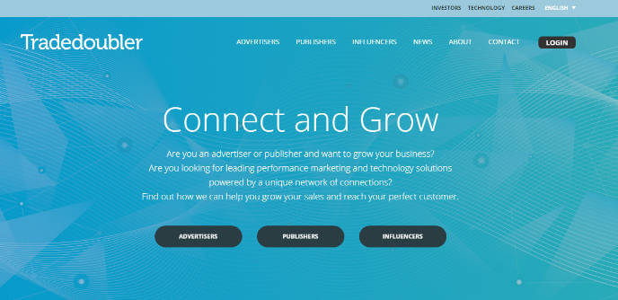Tradedoubler Affiliate Network