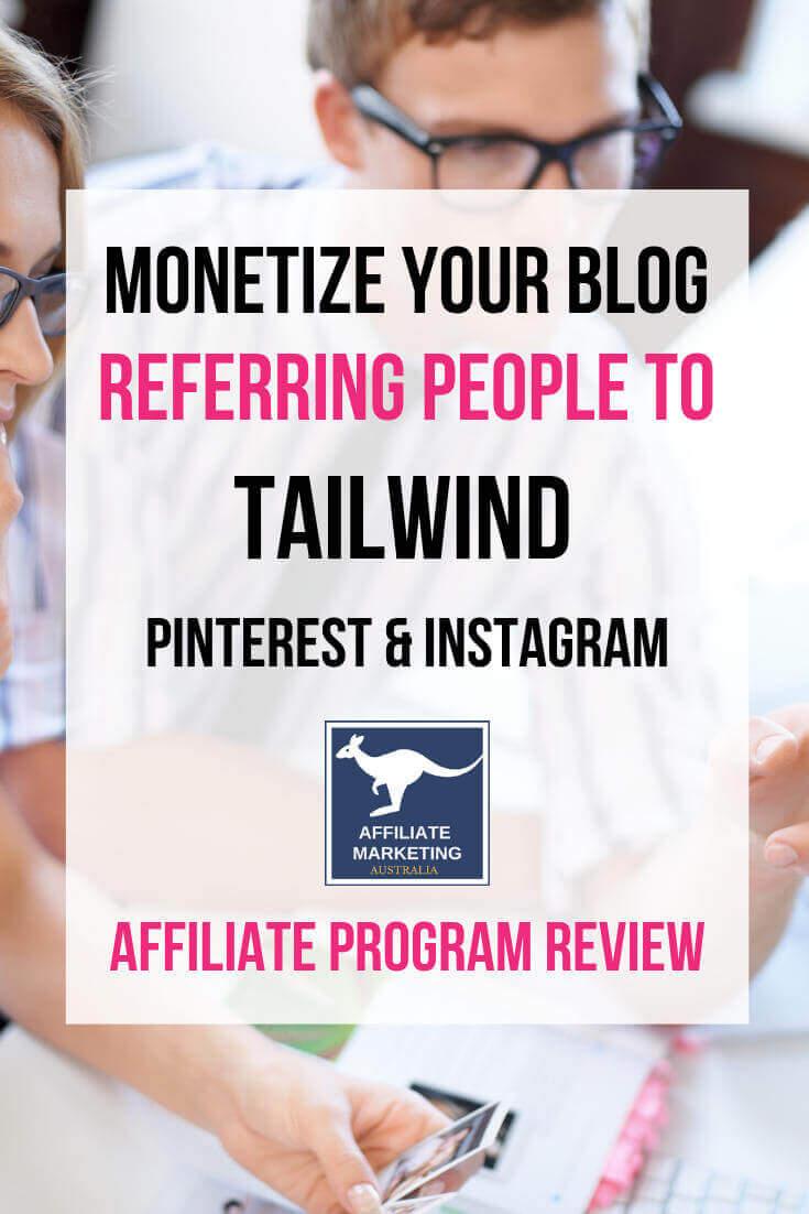 Tailwind Affiliate Marketing Program Review AFFILIATE MARKETING AUSTRALIA