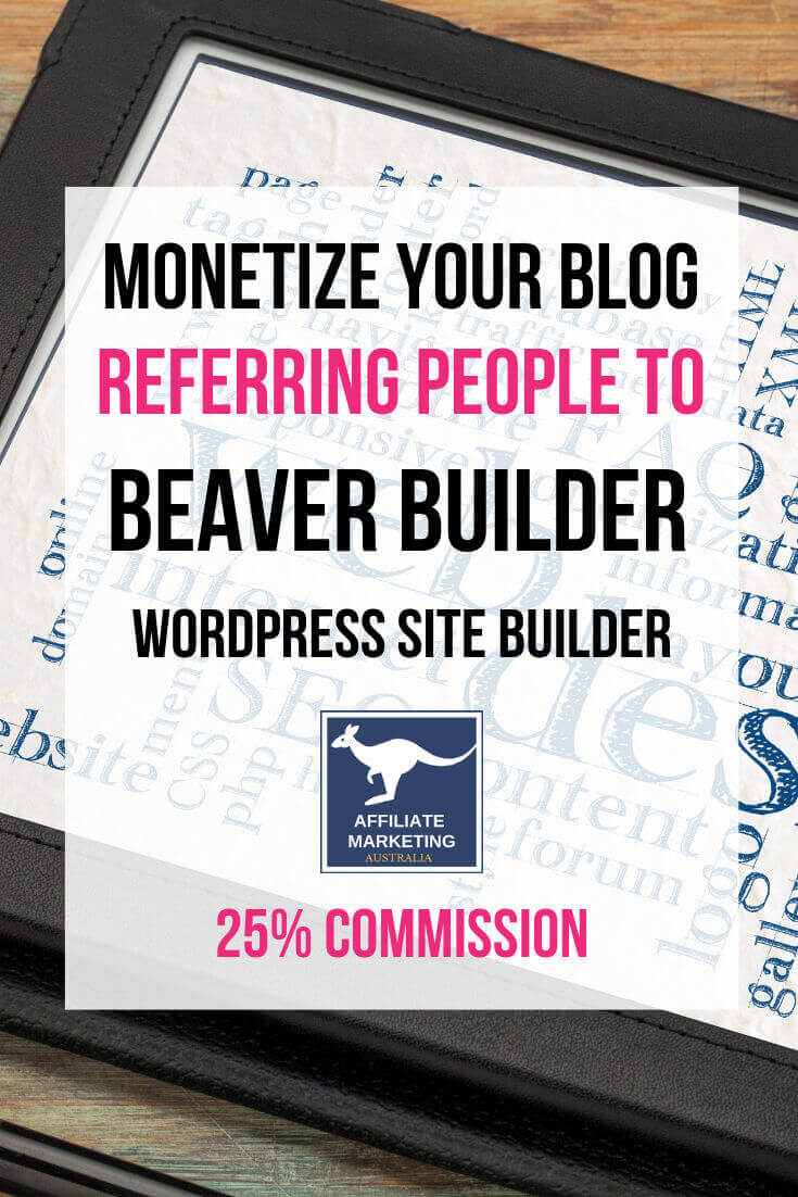 Beaver Builder Affiliate Marketing Program Review AFFILIATE MARKETING AUSTRALIA