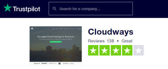 cloudways-trustpilot