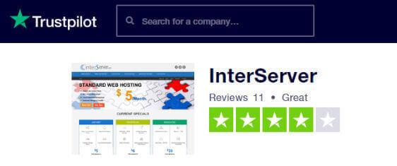 interserver-trustpilot