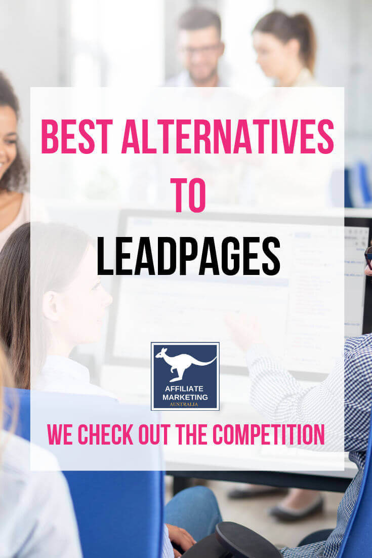 What Are The Best Alternatives to LeadPages? Affiliate Posts