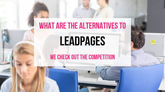 What are the alternatives to Leadpages
